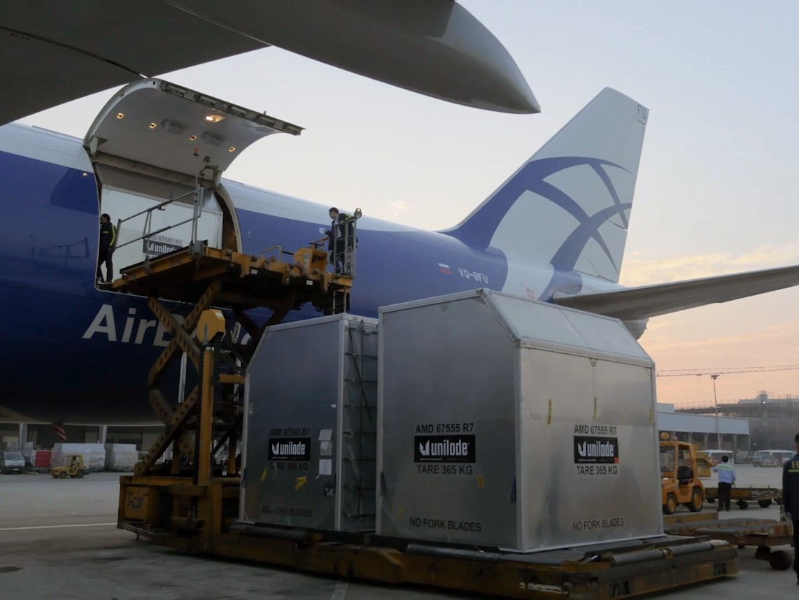 airbridgecargo extends uld management partnership with
